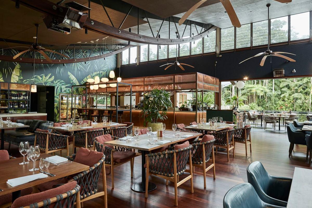 Crystalbrook Baron – Restauracja