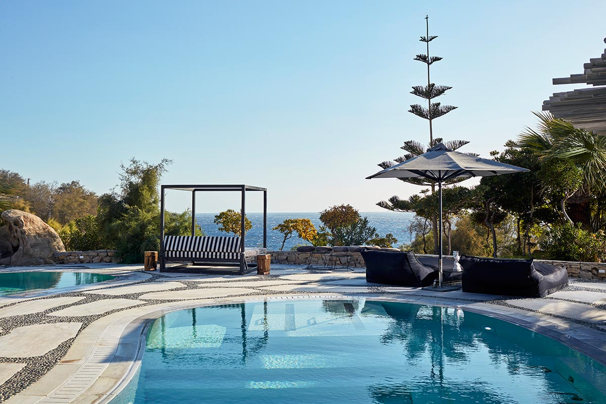 Myconian Imperial – Apartament typu Grand Executive with Pool