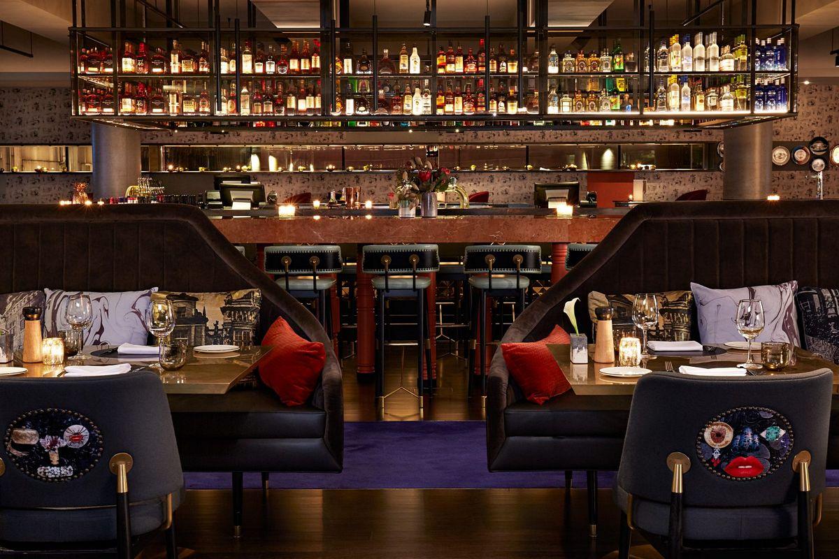 QT Melbourne – Restauracja Pascale Bar & Grill