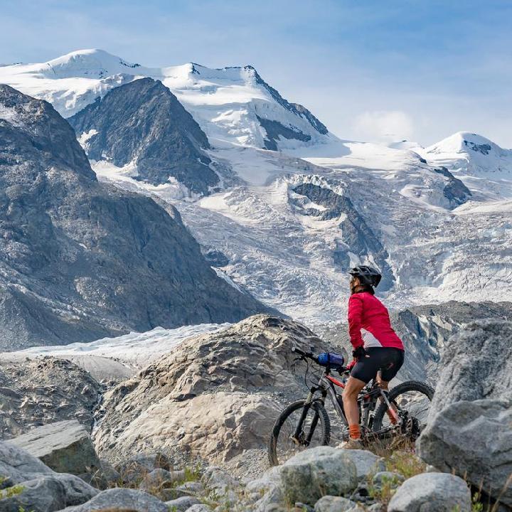 Szwajcaria – rower