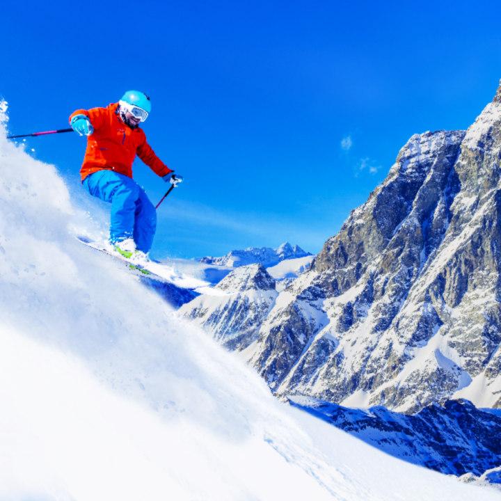 Szwajcaria – zima