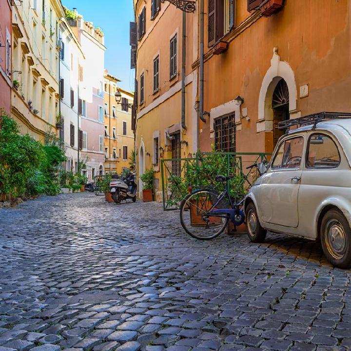 Włochy – Rzym