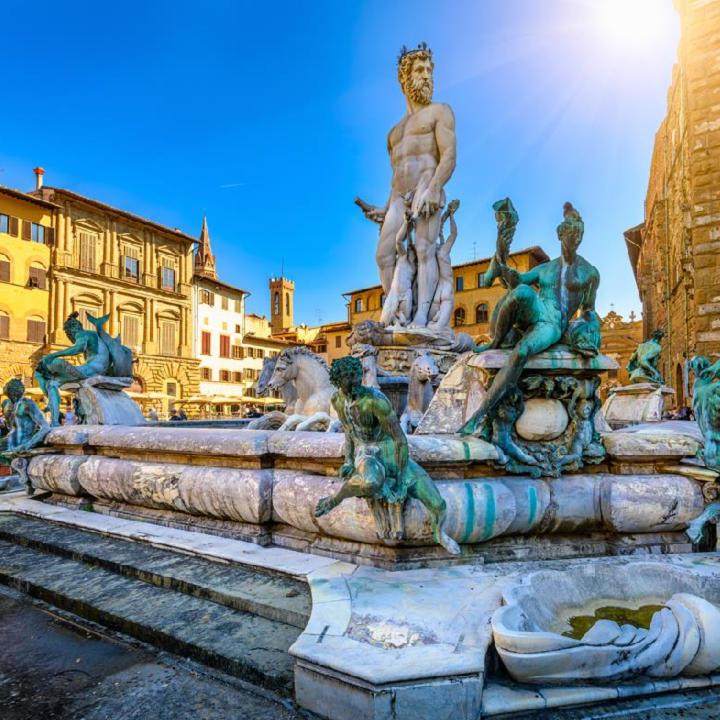 Włochy – zabytki