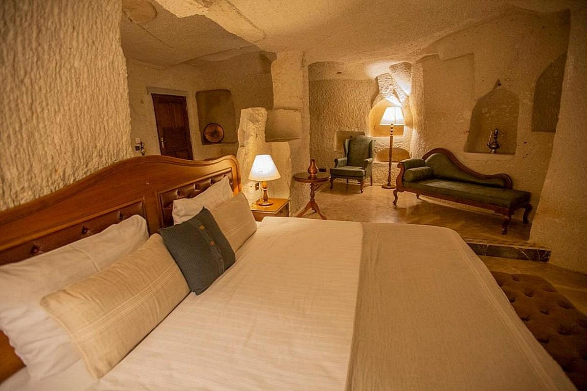 Artemis Cave Suites – Apartament typu Cave