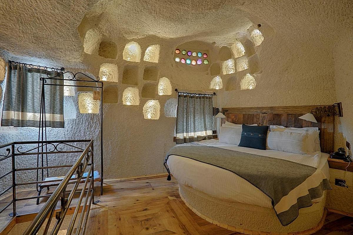 Artemis Cave Suites – Pokój typu Pigeon Nest