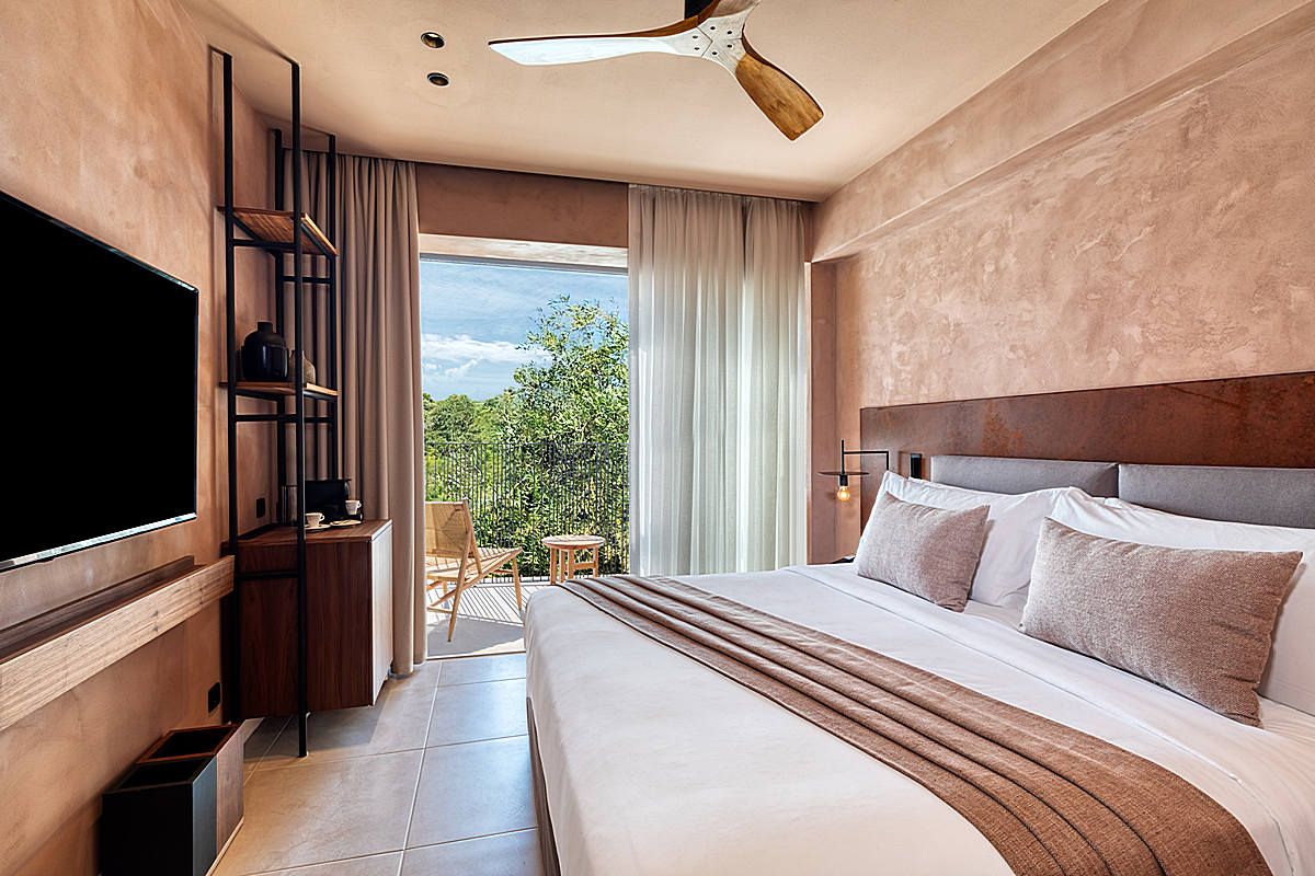 Domes of Corfu – Pokój typu Tropical Retreat