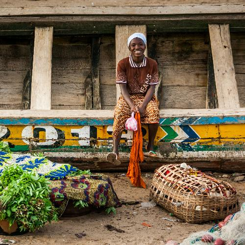 Sierra Leone_Miniaturka