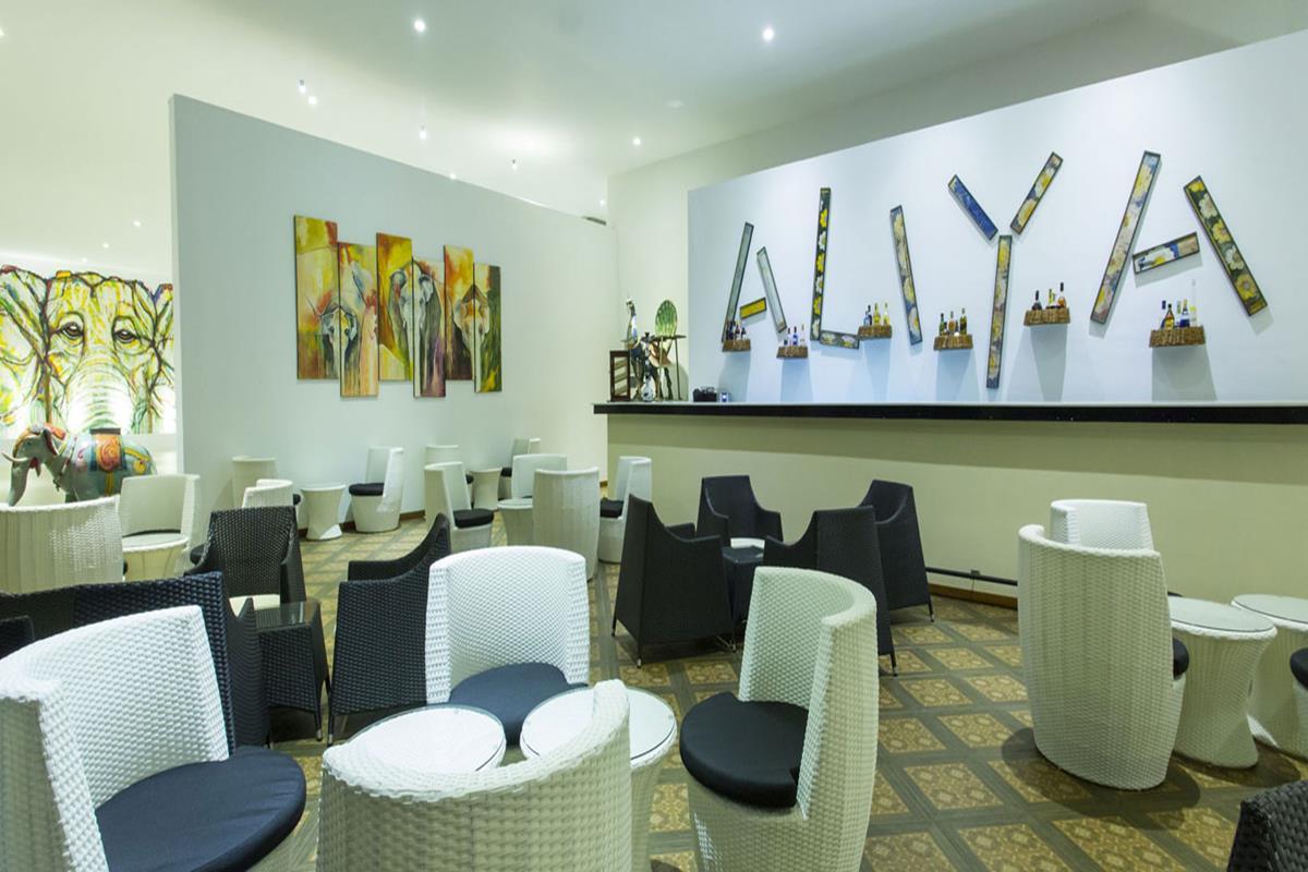 Aliya Resort & Spa – Kawiarnia