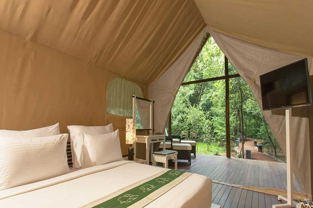 Aliya Resort & Spa – Luxury Tent