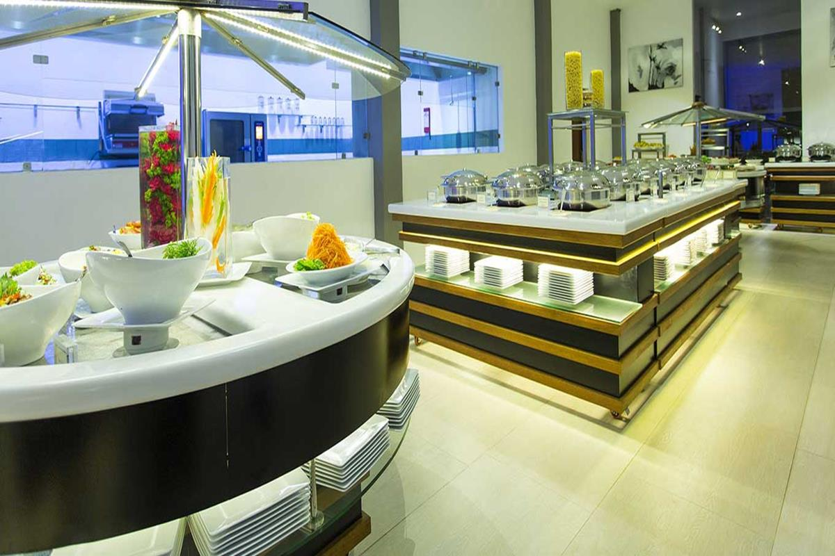 Aliya Resort & Spa – Restauracja