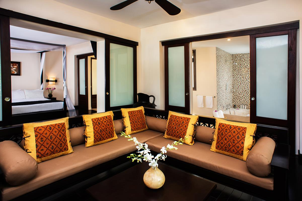 Anantara – River View Suite