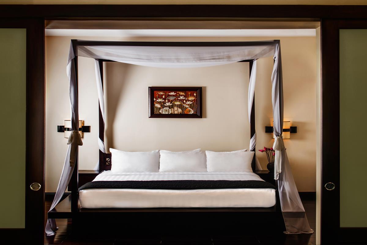 Anantara – Sypialnia Rive View Suite
