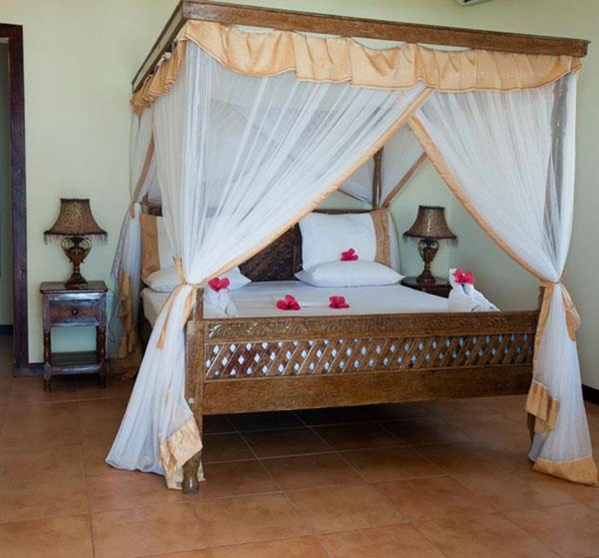 Arabian Nights Suites Deluxe Room