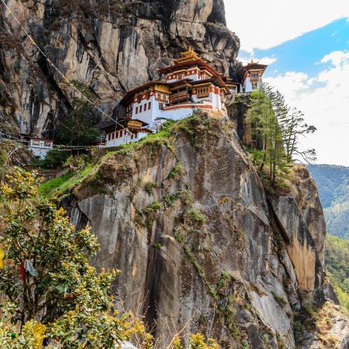 Bhutan – miniaturka