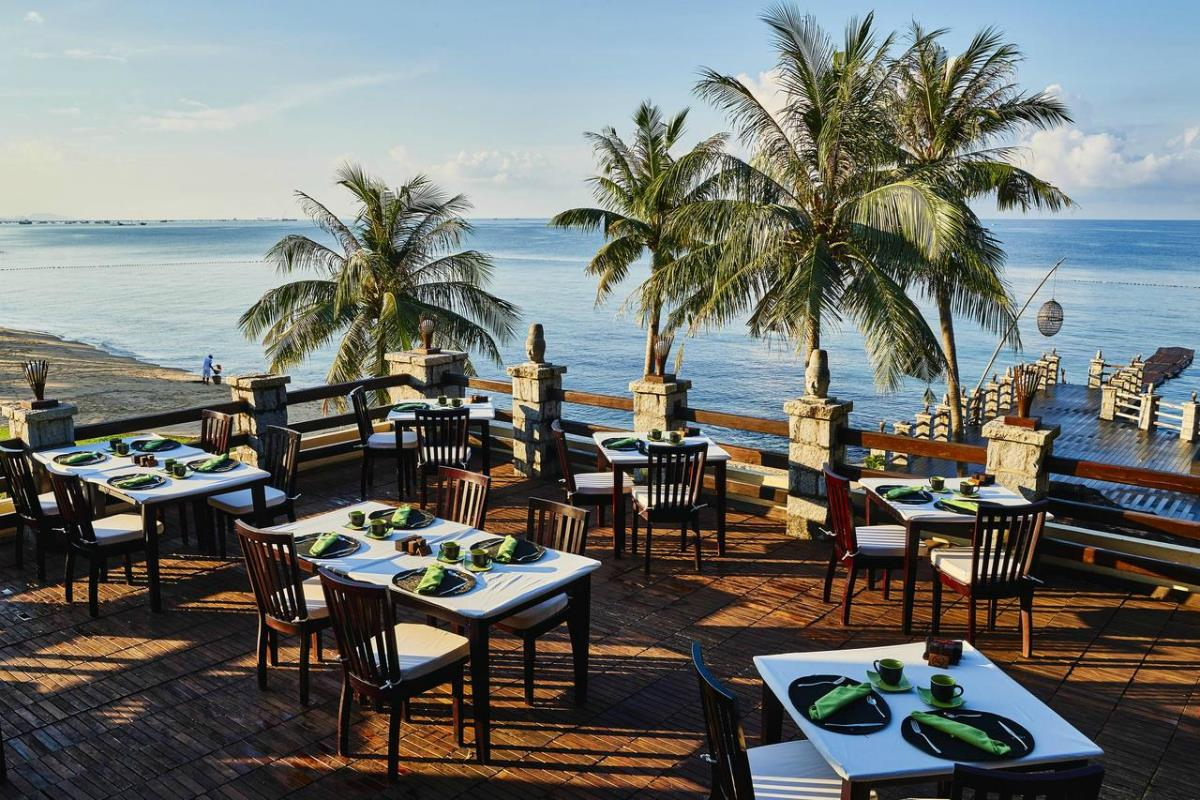 Chen Sea Resort & Spa – Restauracja