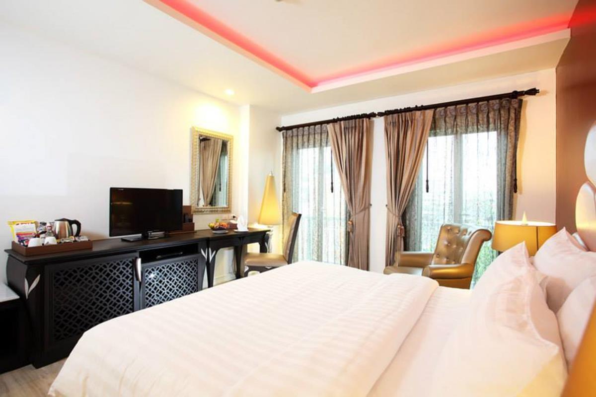 Chillax Resort – Pokój Deluxe