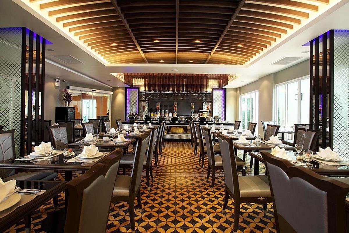 Chillax Resort – Restauracja