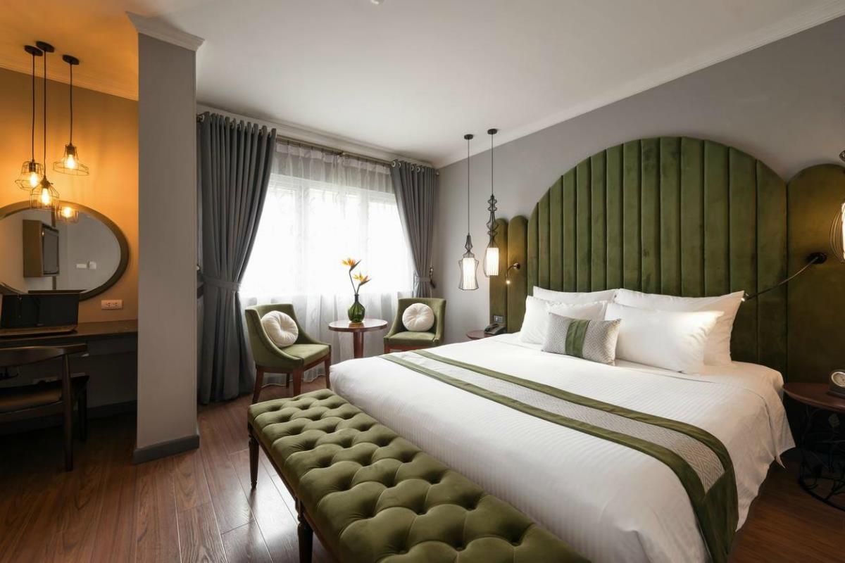 Essence Hanoi Hotel & Spa – Pokój Deluxe