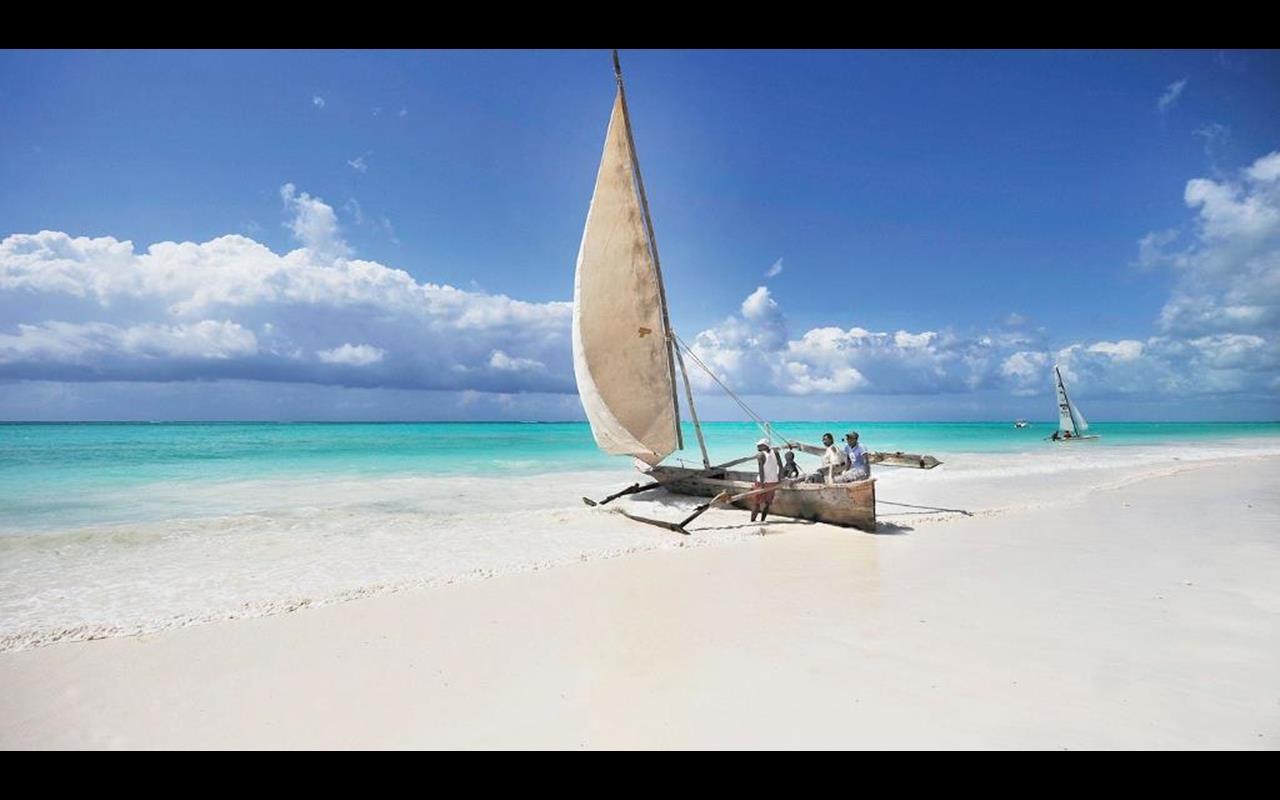 Kichnaga Lodge – plaża