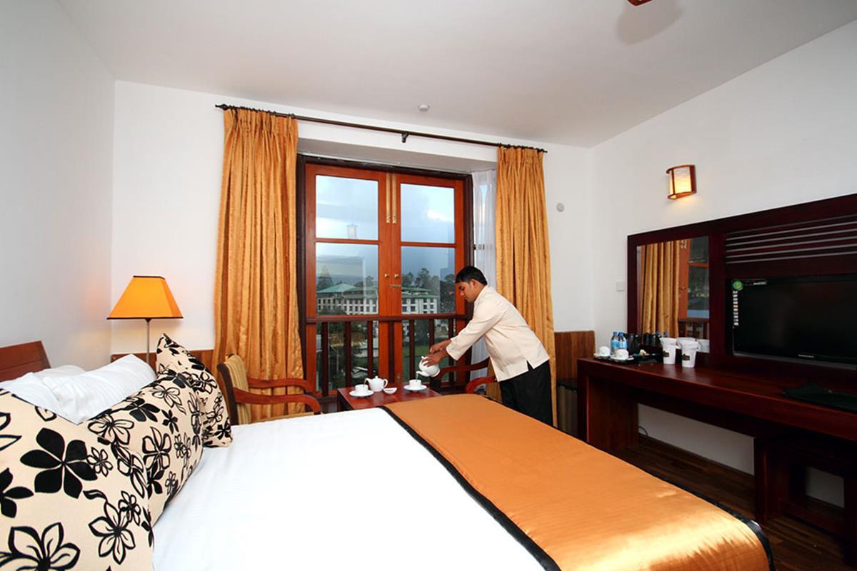 Glenfall Reach Hotel – Pokój Deluxe