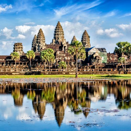 Kambodża – miniaturka