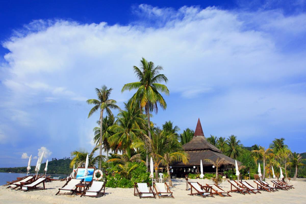 Koh Mook Sivalai Beach Resort – Plaża
