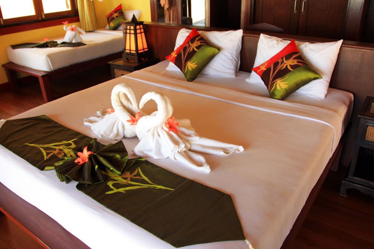 Koh Mook Sivalai Beach Resort – Standard Villa
