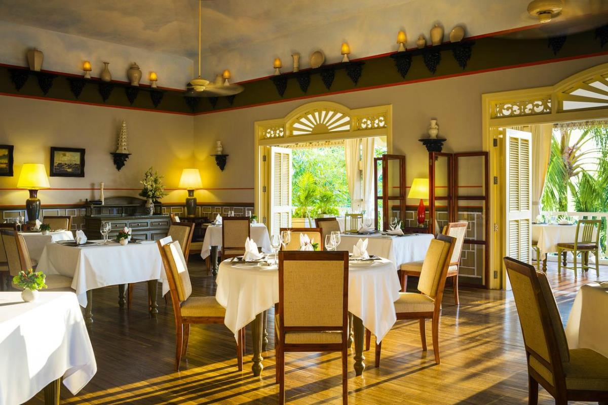 La Veranda – Restauracja