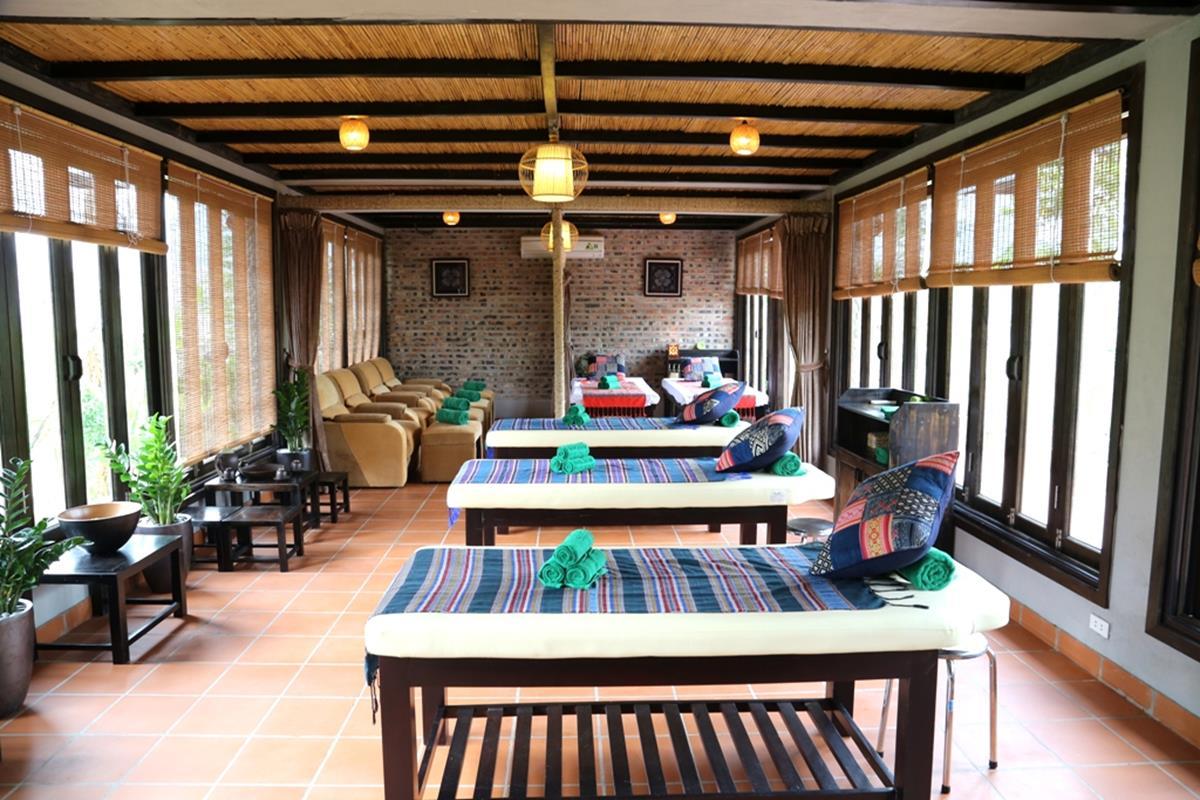 Mai Chau Ecolodge – Spa