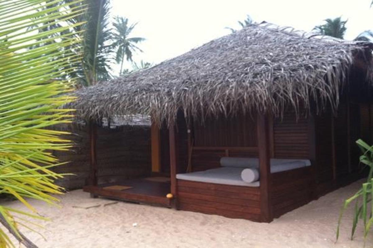 Mangrove Beach Cabanas – Beach Villa