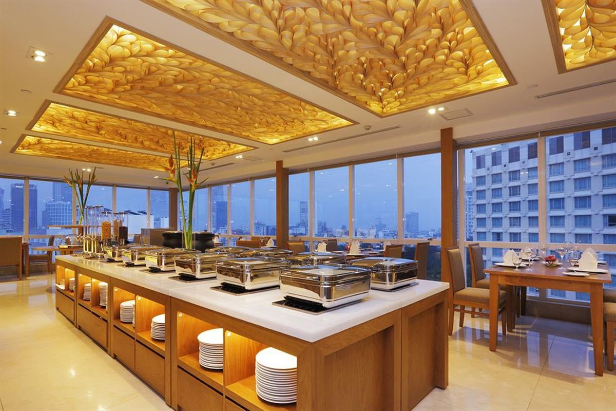 Paradise Saigon Boutique Hotel – Bufet