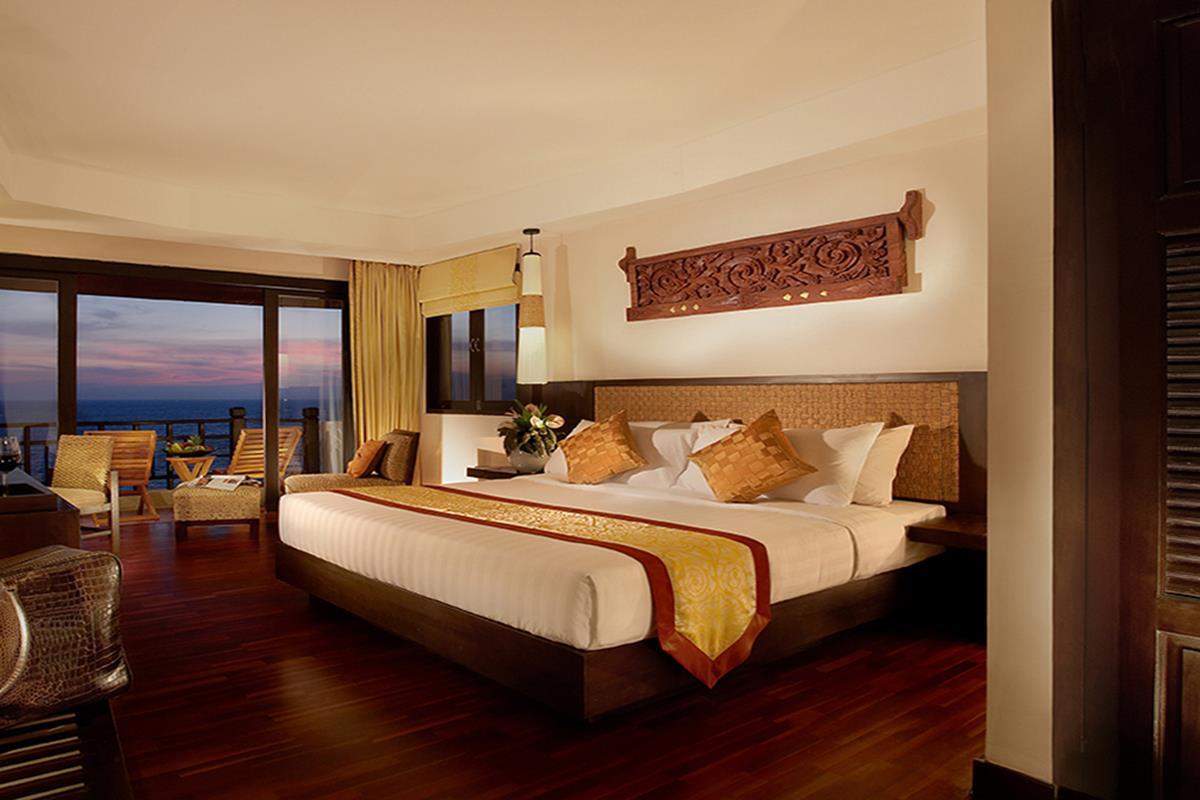 Rawi Warin Resort & Spa – Pokój Deluxe