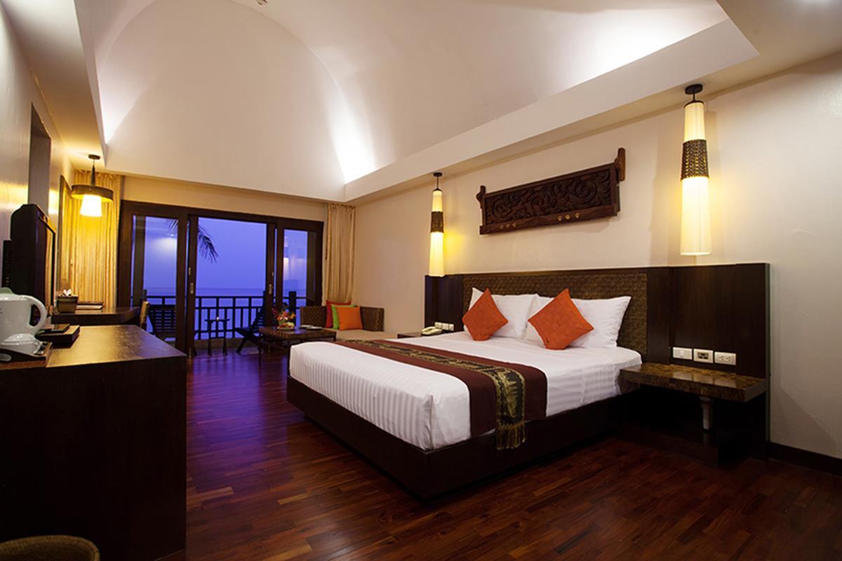 Rawi Warin Resort & Spa – Pokój Pond