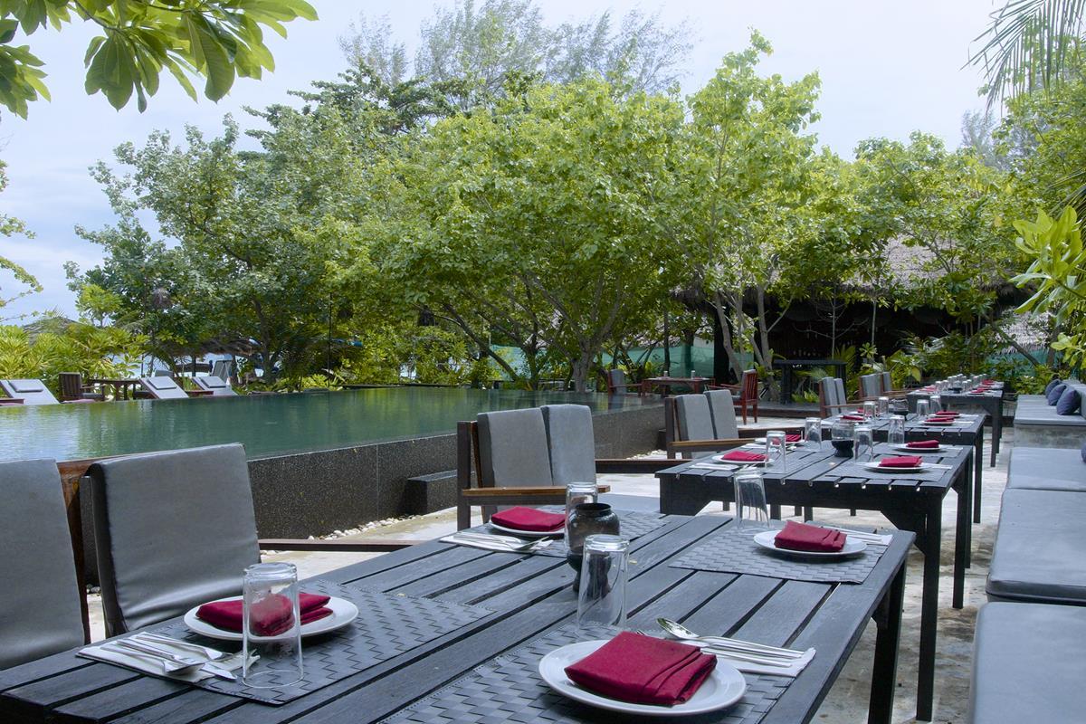 Seven Seas Resort – Restauracja