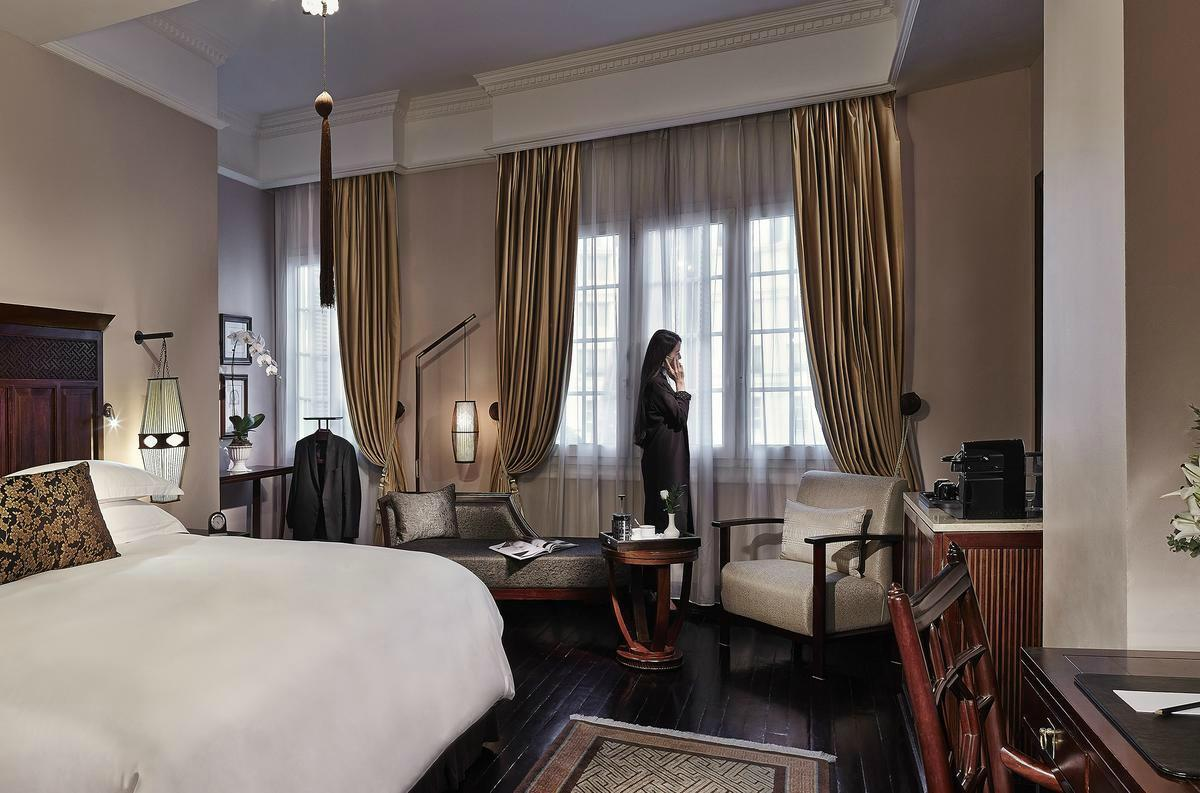 Sofitel Legend – Pokój Grand Luxury
