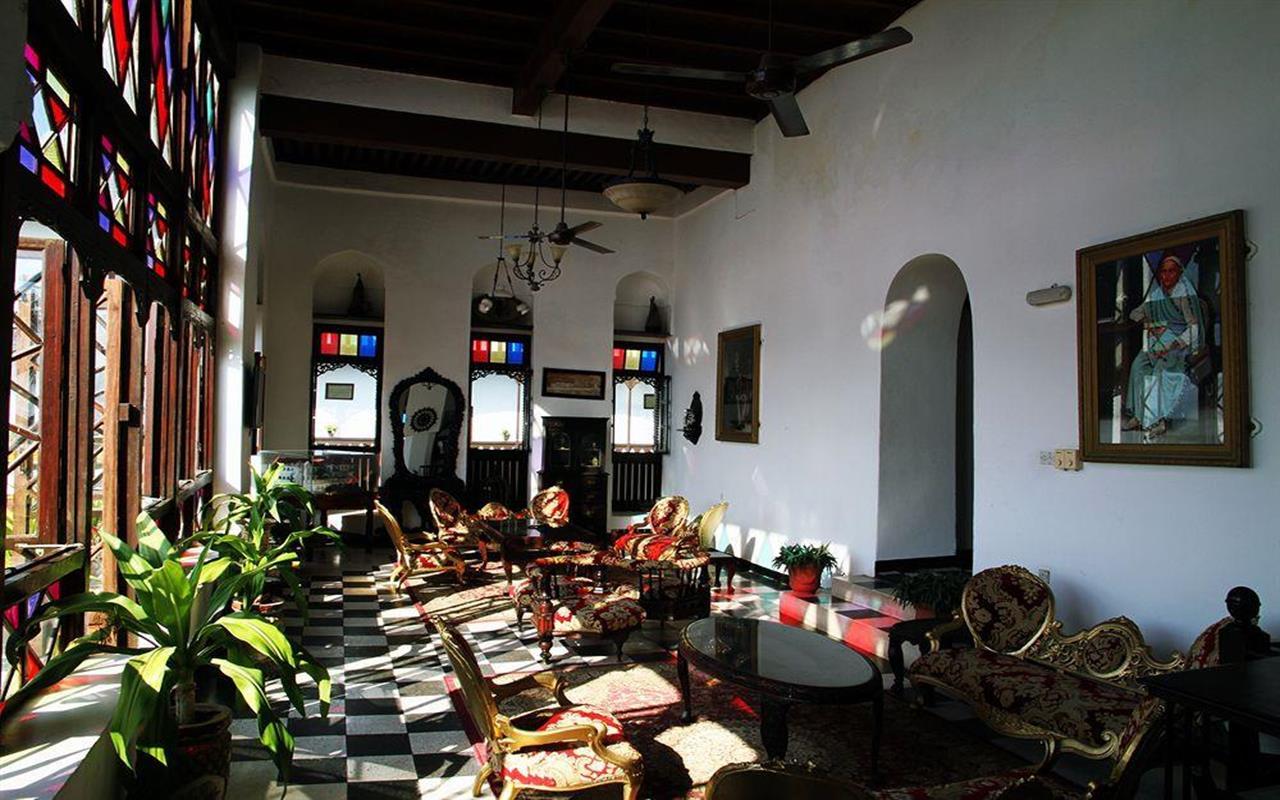 Tembo House Lounge
