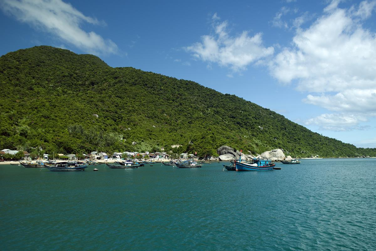 The Cham Islands