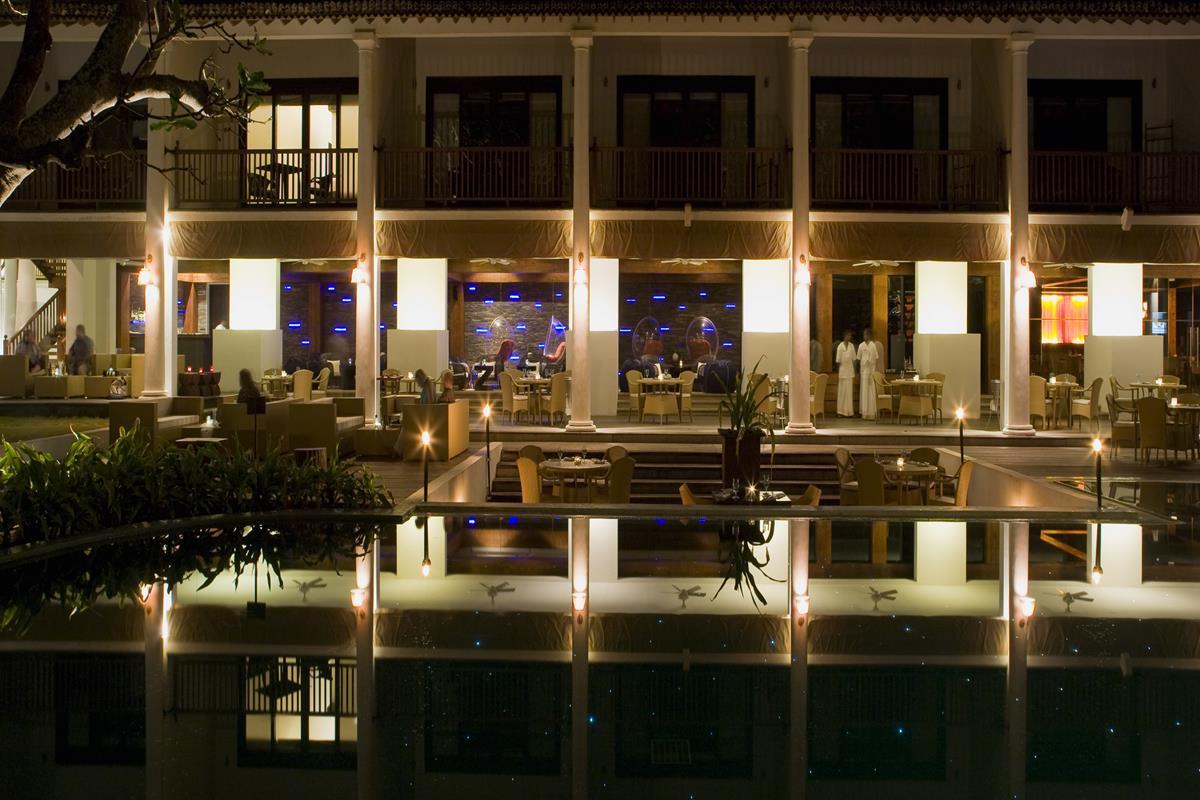 The Fortress Resort & Spa – Restauracja