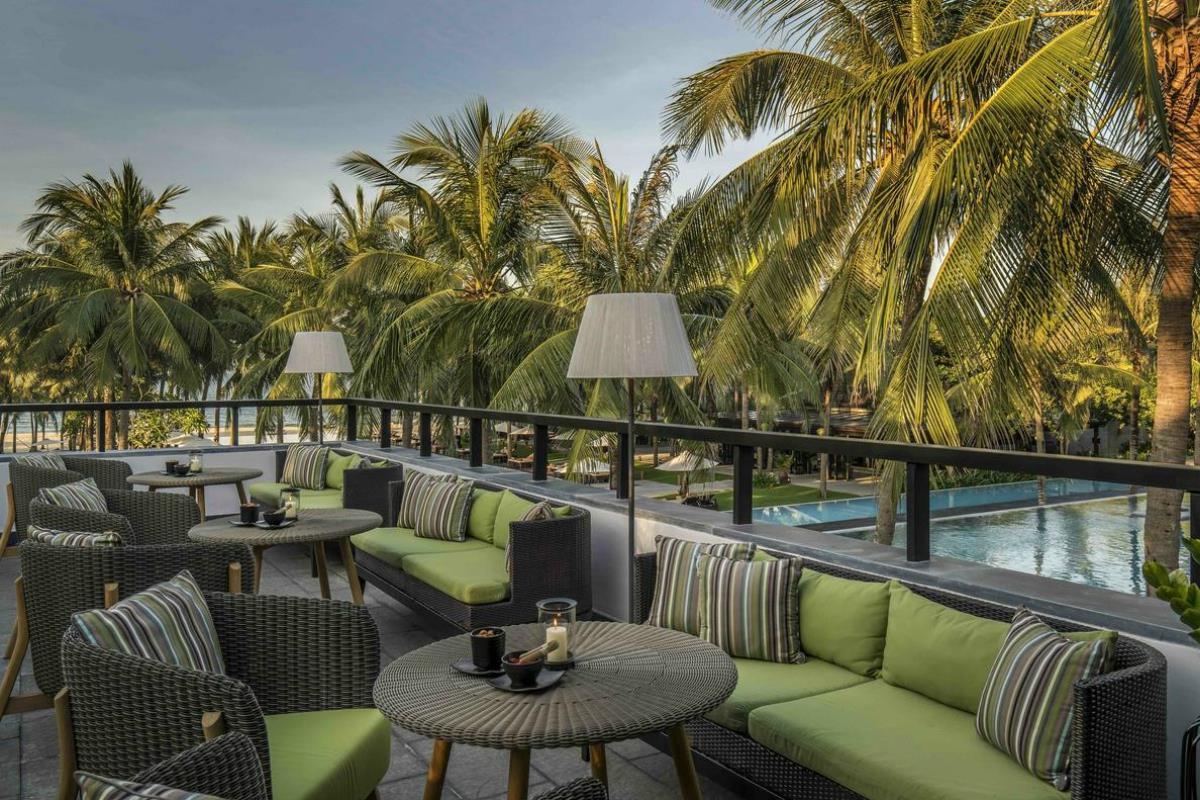 The Nam Hai – Lounge
