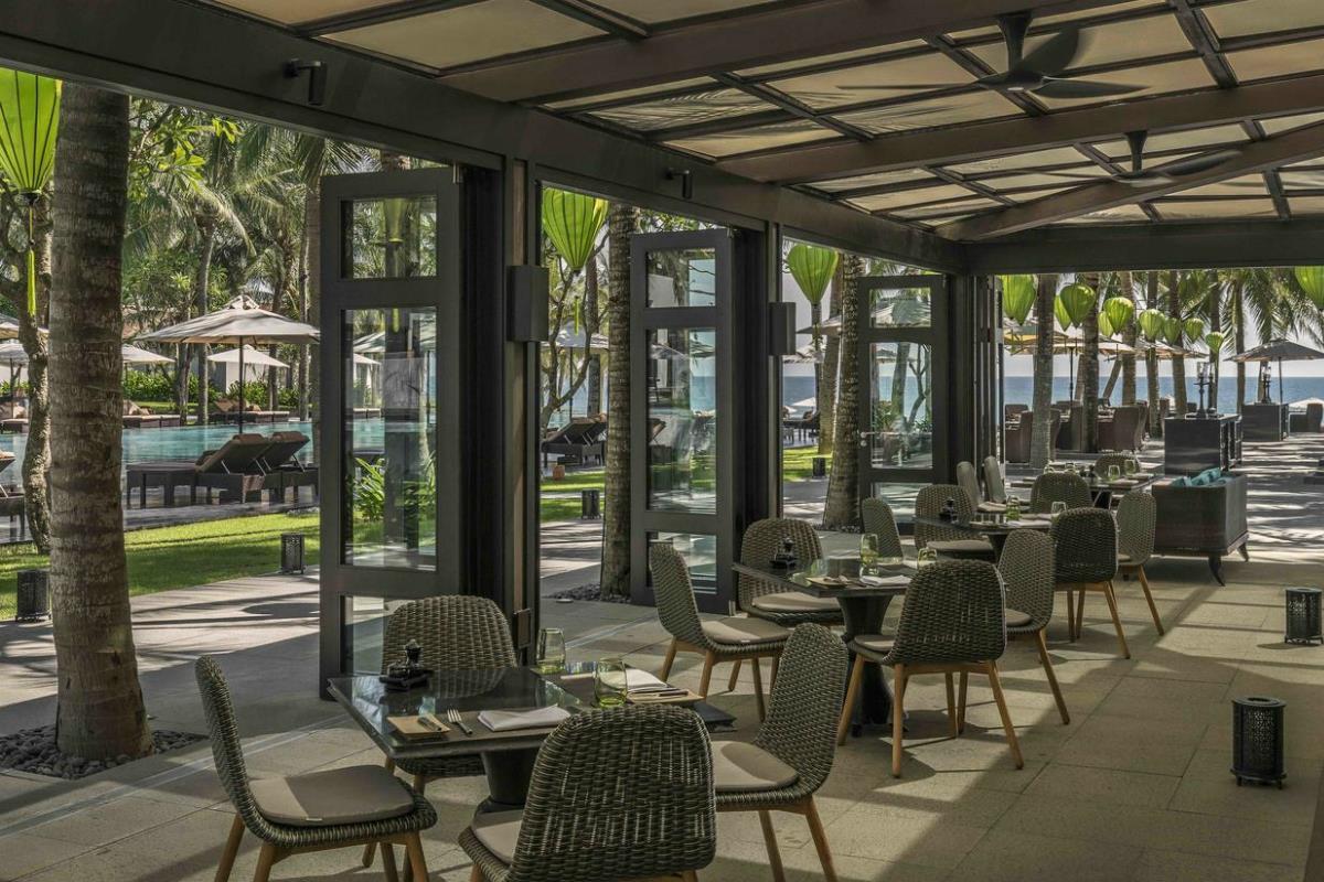 The Nam Hai – Restauracja