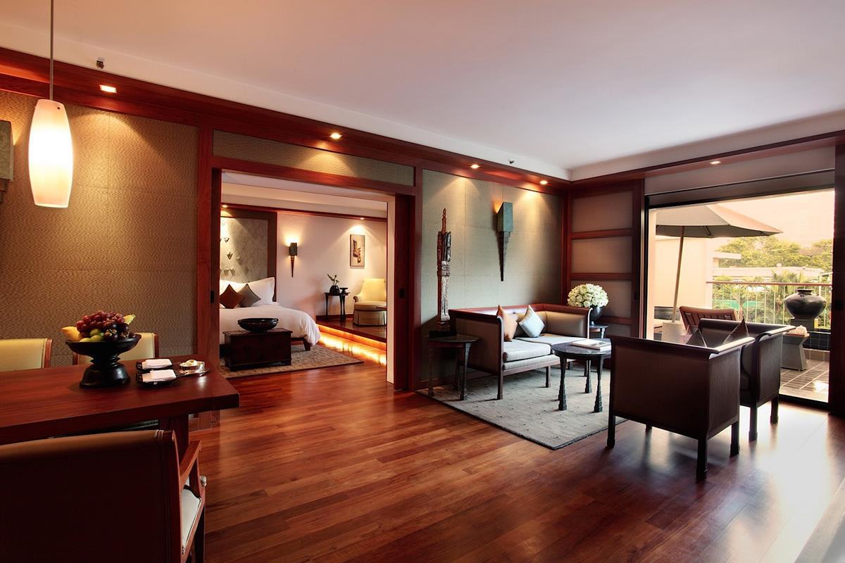 The Sukhothai – Beachfront Suite