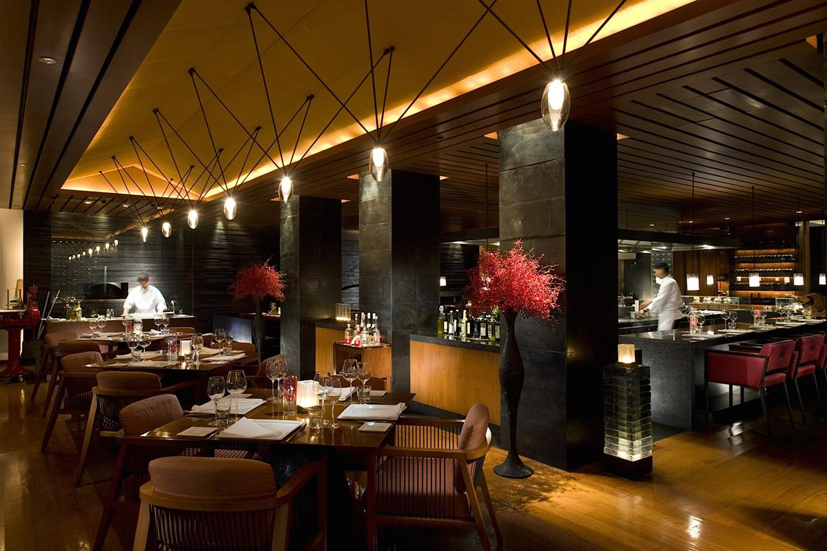 The Sukhothai – Restauracja
