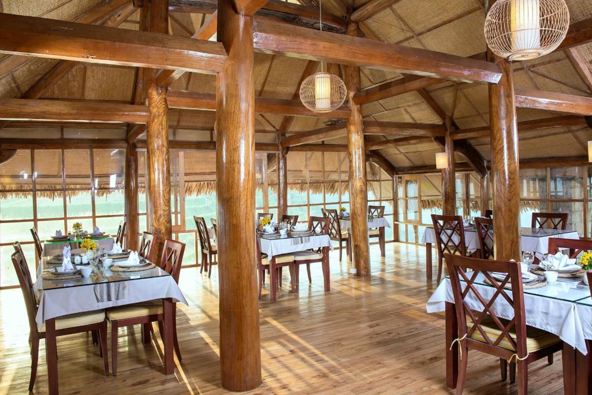 Topas Ecolodge – Restauracja