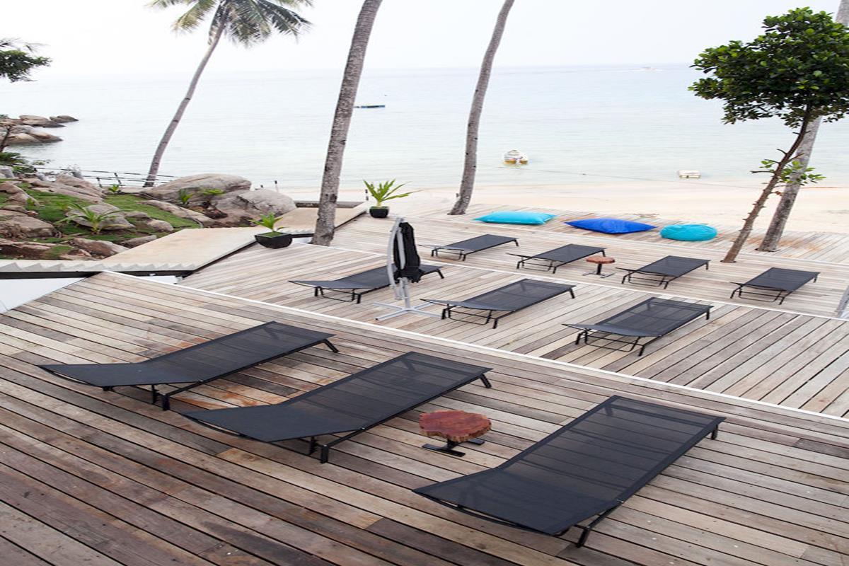 Alunan Boutique Resort – Patio