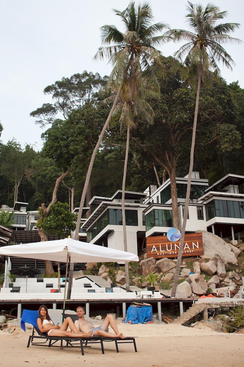 Alunan Boutique Resort – Plaża