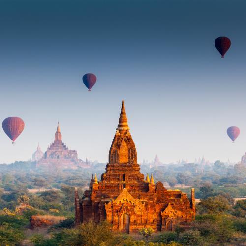 Bagan banner