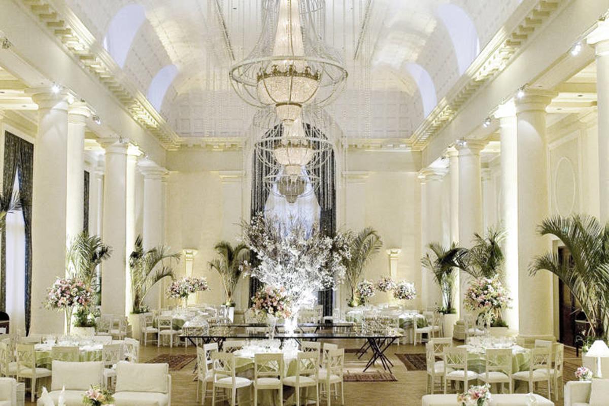 Belmond Copacabana – Lobby
