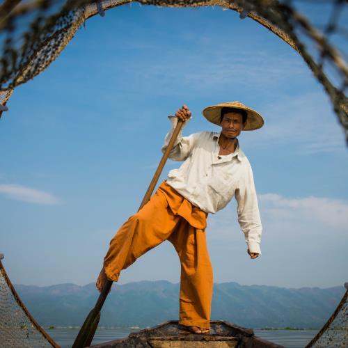 Birmański mistycyzm