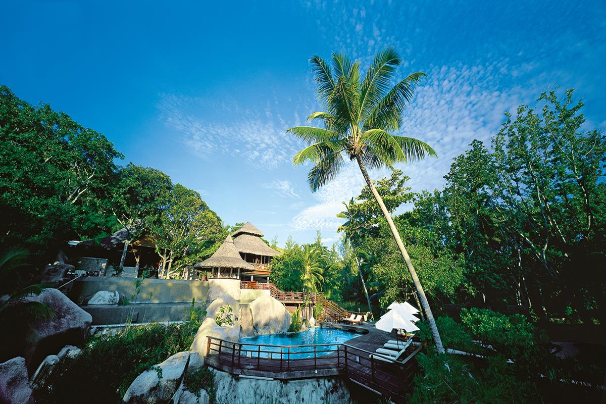 Constance Lemuria Resort – Basen