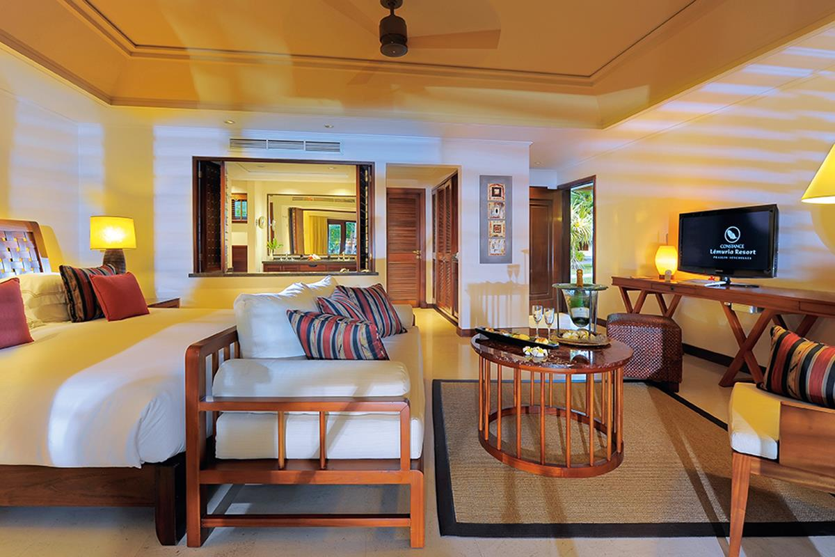 Constance Lemuria Resort – Junior Suite